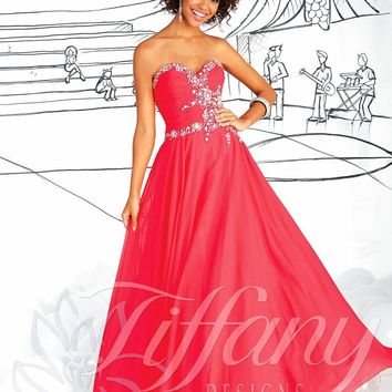 Tiffany Designs Prom Dress 16035
