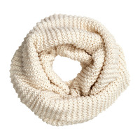 H&M - Knit Tube Scarf -