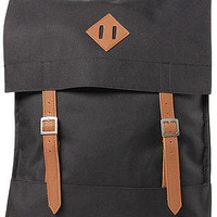 The Survey Backpack in Black