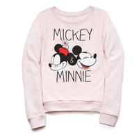 Mickey & Minnie Sweatshirt (Kids)