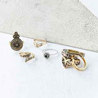 Collective Ring Set - Gold