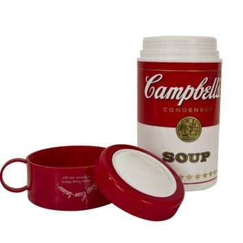 Campbell's Soup Can-tainer, 11-1/2-Ounce:Amazon:Kitchen & Dining