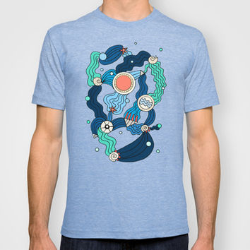 The Aquatic Environment T-shirt by DuckyB (Brandi)