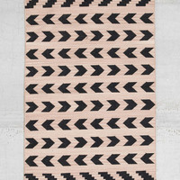 Bohem Woven Arrows Rug - Urban Outfitters