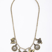 Book Club Classic Necklace