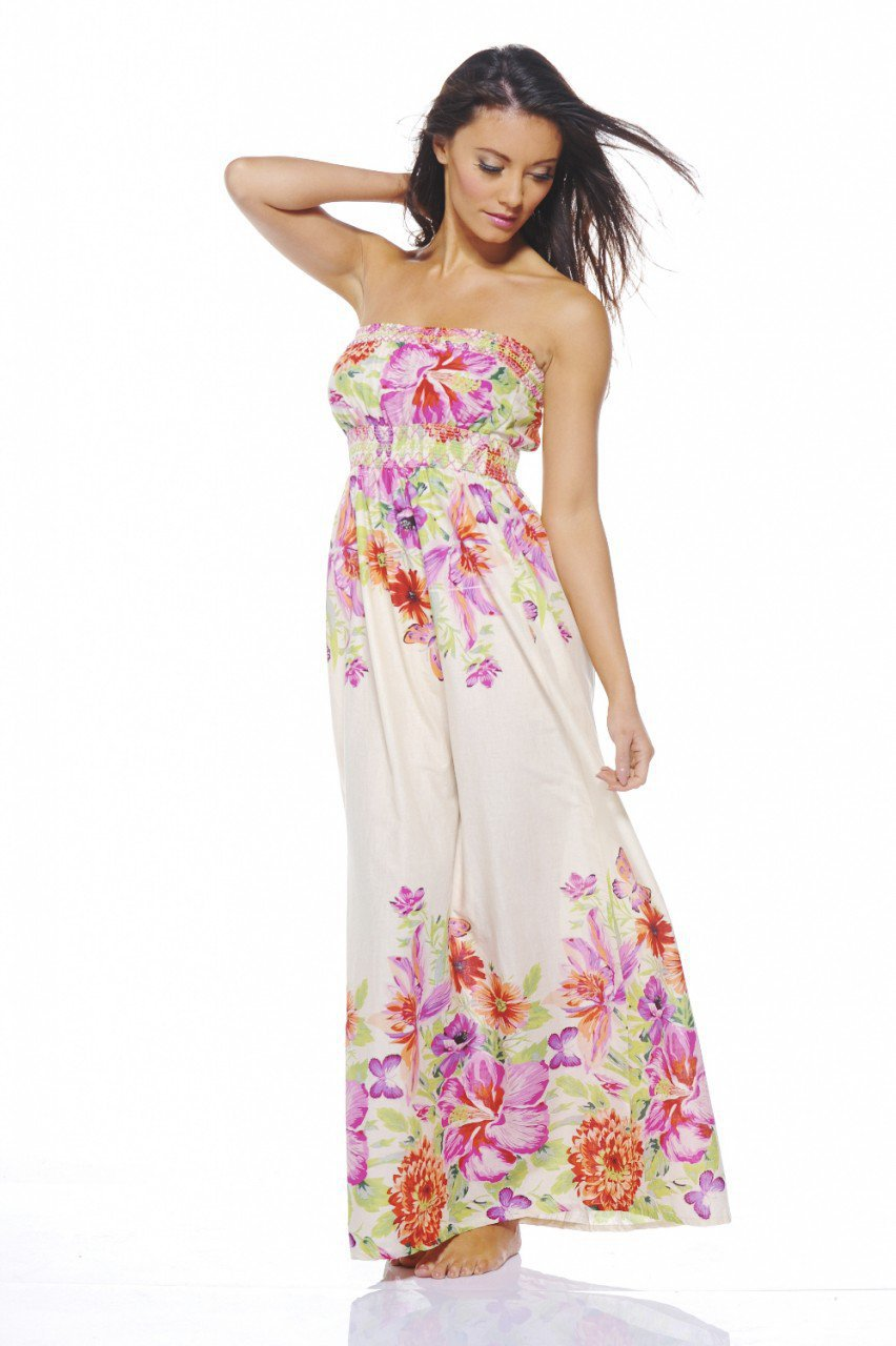 Strapless maxi dress online india