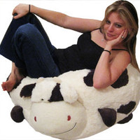 Giant Beanbag Cow