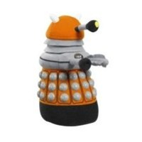 Doctor Who Talking Orange Dalek Medium Plush