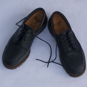 Dr Martens Airwair 5 eye lace up Chunky Oxford Made in England Men UK Size 11, US 12, Europe 45