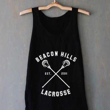 Beacon Hills for tank top mens and tank top girls