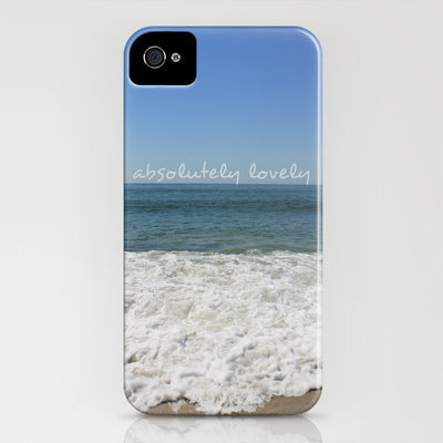 absolutely lovely iPhone Case by Sarah Noga | Society6
