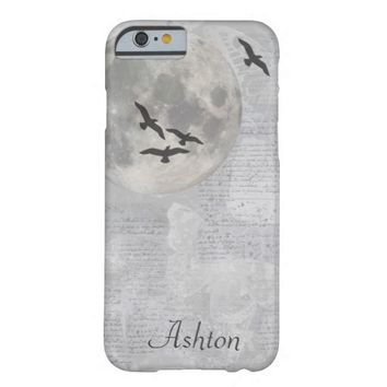 Moon Birds Galileo Personalized iPhone 6 Case