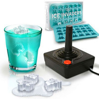 ICE INVADERS ICE TRAY