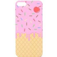 With Love From CA Sundae iPhone 5/5G Case - Womens Scarves - Multi - One