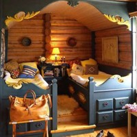 Amazing Bedrooms / Fantasy bedrooms all kids would love theCHIVE