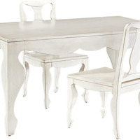 Veronica Table Set with 4 Chairs
