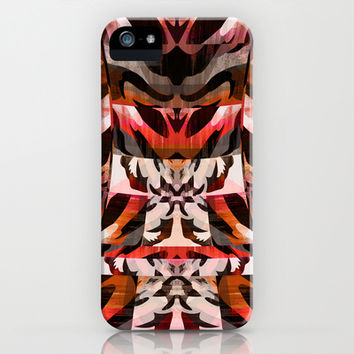 Wild Mix #7 iPhone & iPod Case by Ornaart