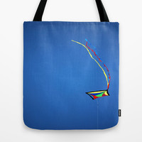 Summer Kite Tote Bag by  Alexia Miles photography
