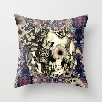 Maybe next time Throw Pillow by Kristy Patterson Design | Society6