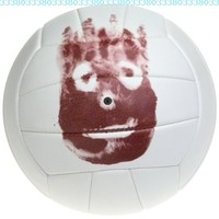 Wilson Cast Away Volleyball:Amazon:Sports & Outdoors