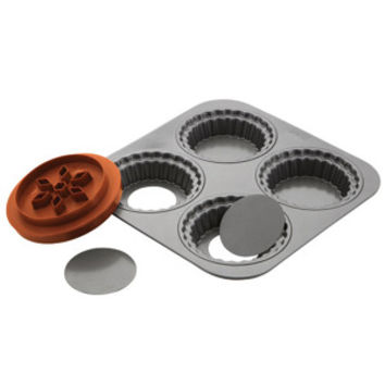 Mini Pie Pan and Cutter Set
