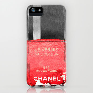 Red Love iPhone & iPod Case by Sara Eshak