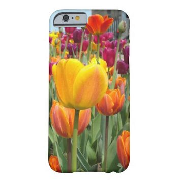 Tulips In The Breeze iPhone 6 case