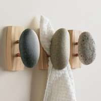 VivaTerra - Stone Towel Hook - VivaTerra