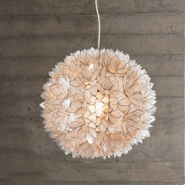 Lotus Flower Chandelier - VivaTerra