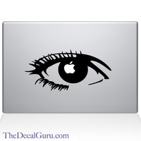Apple of my eye | Macbook Decals | The Decal Guru