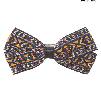 Aeropostale Womens Southwest Woven Bow, One