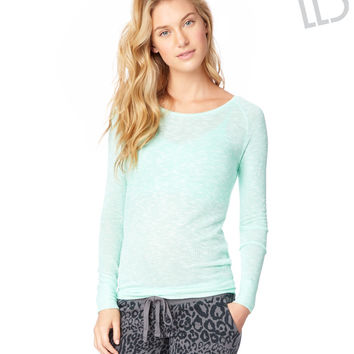 LLD Long Sleeve Knit Top