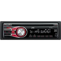 JVC - 50W x 4 MOSFET In-Dash CD Deck with Detachable Faceplate and Remote