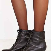 Silence + Noise Fem Lace-Up Boot - Urban Outfitters
