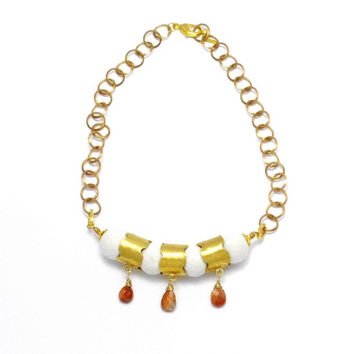 Golden Noha Necklace