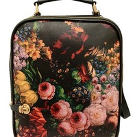 Oil Painting Graphic Backpack