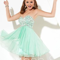 2014 Hannah S Flowy Homecoming Dress 27925