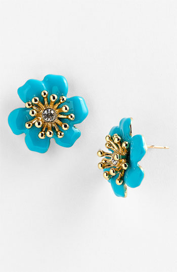 kate spade new york 'moms the word - posey park' earrings | Nordstrom