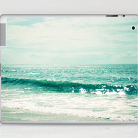 Sea of Tranquility...iPad Skin by Lisa Argyropoulos | Society6