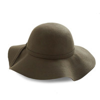 ModCloth Boho Heads or Trails Hat in Olive
