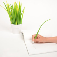 Grass Leaf Pens — Walker Shop
