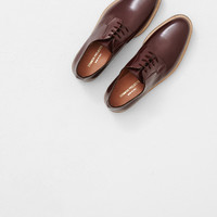 Totokaelo - Common Projects Oxblood Shiny Derby - $506.00
