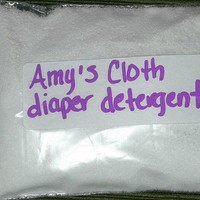 Amy's homemade cloth diaper detergent sample