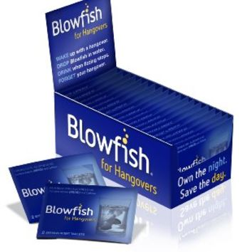 Blowfish for Hangovers (50 Tablets)