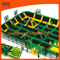 Source 2014 Hot Sell Large Sized Trampoline (5100A) on m.alibaba.com