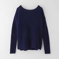 SYDNEY WOOL MOHAIR SWEATER