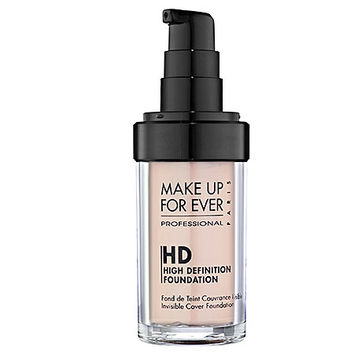 HD Invisible Cover Foundation - MAKE UP FOR EVER | Sephora