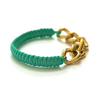 Classic Minty Bangle