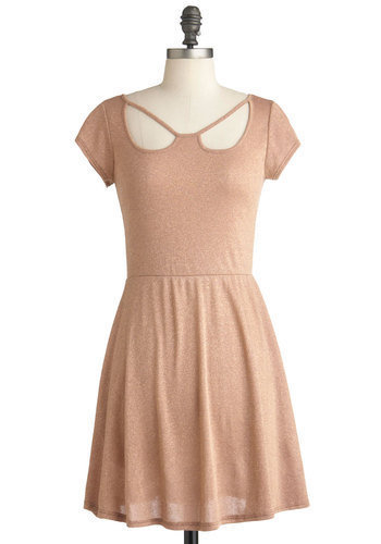 Truly Sparkle Dress | Mod Retro Vintage Dresses | ModCloth.com