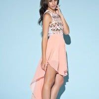 Lipsy Wrap Front Skirt